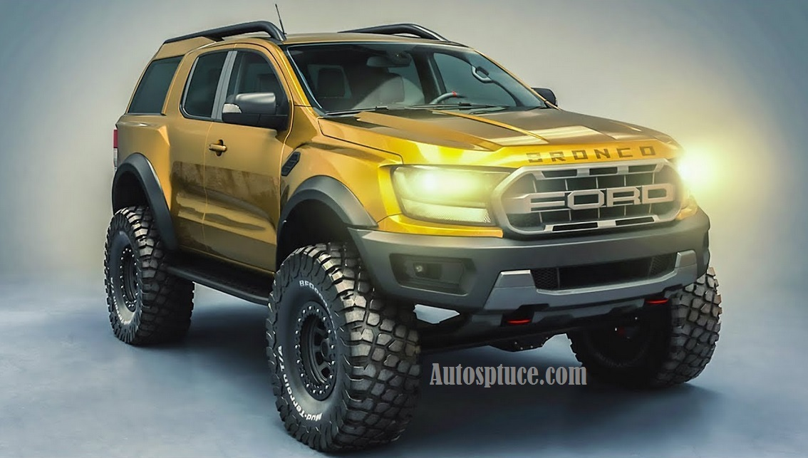2022 Ford Bronco Raptor Exterior Interior Colors Design Specs Release Date Price