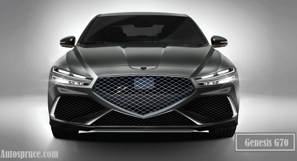 2022 Genesis G70 Redesigns Facelift