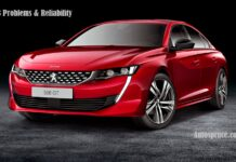 Peugeot 508 Problems And Reliability