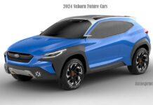 Subaru Future Cars For 2024