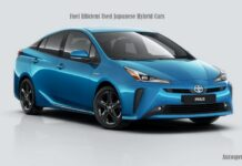 Fuel Efficient Used Japanese Hybrid Cars