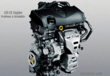 Toyota 1NZ-FE FXE 1.5L Engine Review Specs Problems Reliability