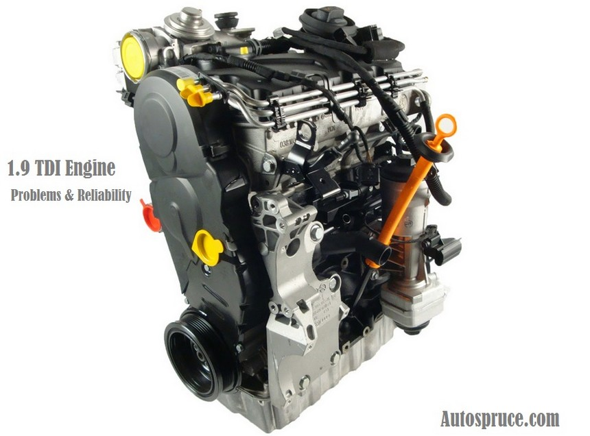 VW 1.9 TDI Engine Problems And Reliability