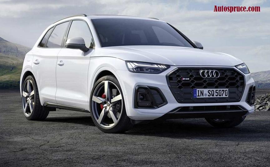 2021 Audi SQ5 TDI Review Specs Price Release Date Exterior Inerior