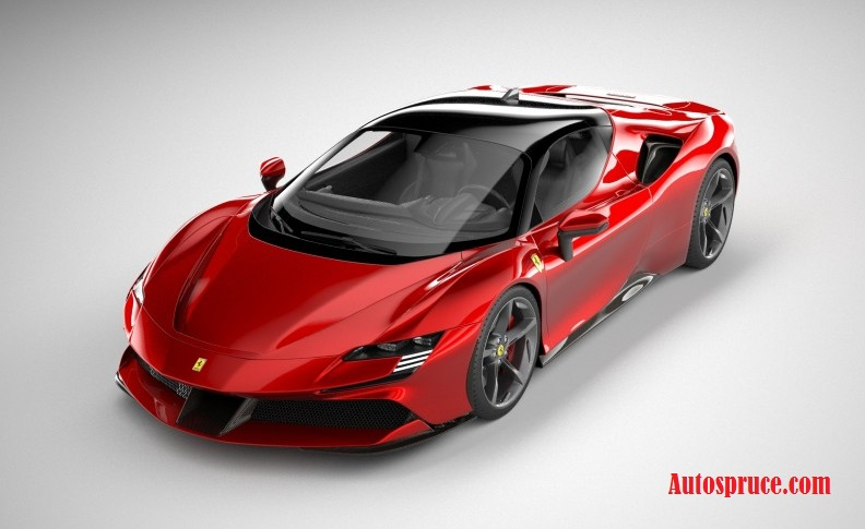 2021 Ferrari SF90 Spider Review Specs Price Release Date