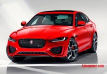 2021 Jaguar XF Review Specs Price Release Date Interior Exterior