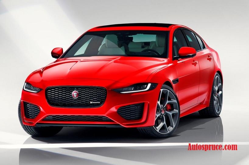 2021 Jaguar XF Review Specs Price Release Date Interior Exterior