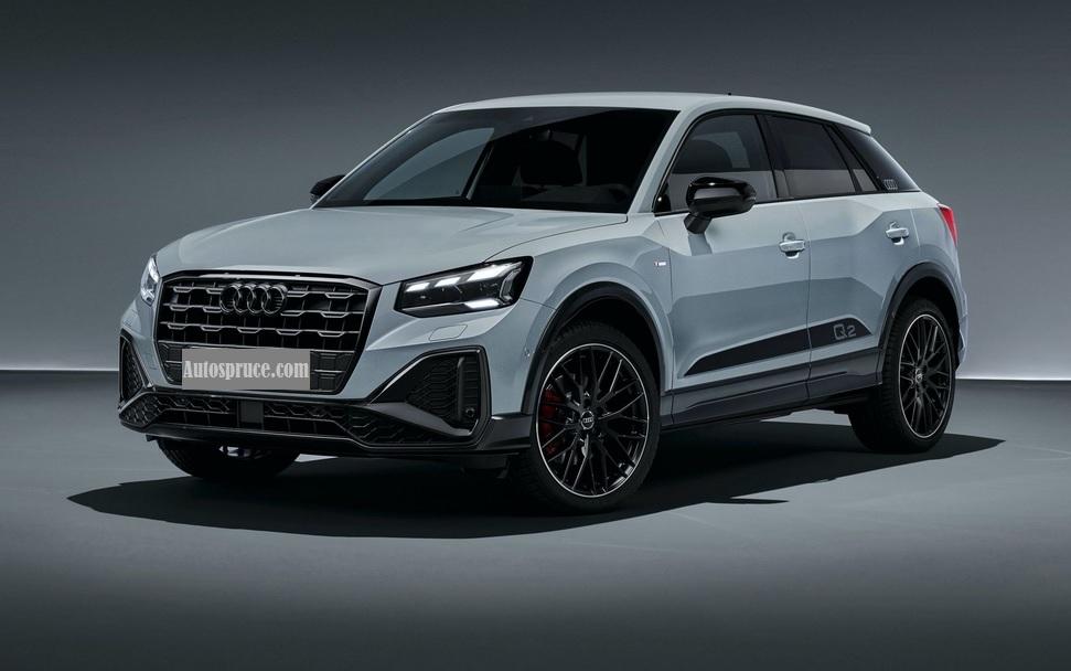 Audi SQ2 2021 Colors Exterior Interior Price Release Date