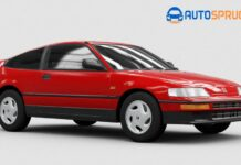 Honda CR-X Reliability History Engine Specs Review For Sale