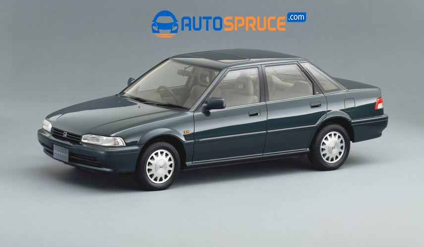 Honda Concerto Reliability History Engine Specs Review For Sale