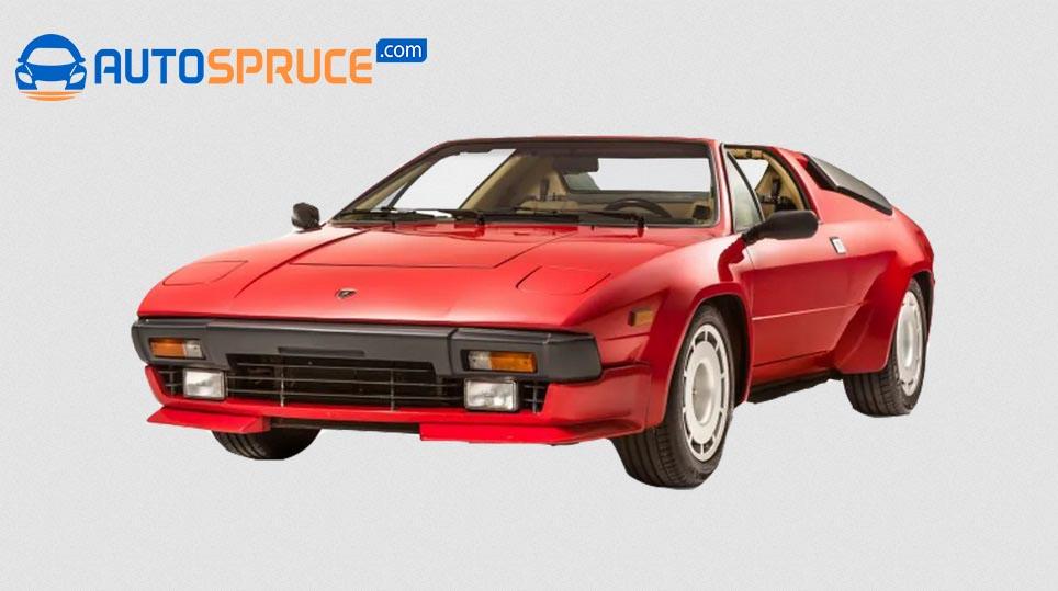 Lamborghini Jalpa Reliability History Engine Specs Review For Sale