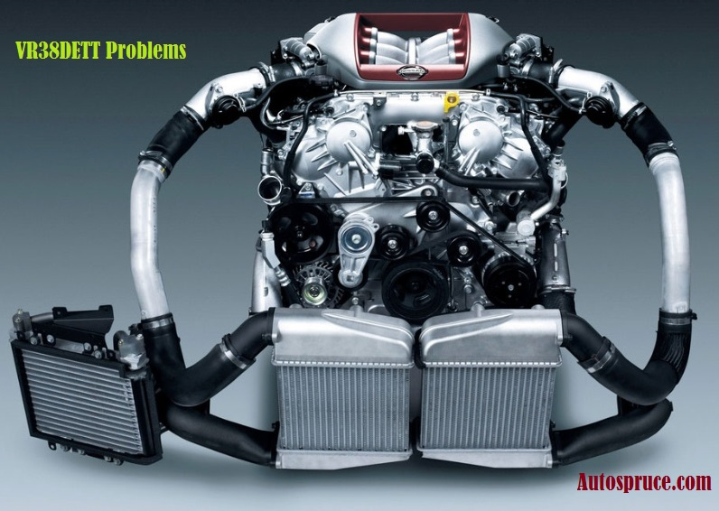 Nissan VR38DETT 3.8 V6 Specs Review Oil Horsepower