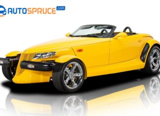 Plymouth Prowler Reliability History Engine Specs Review For Sale