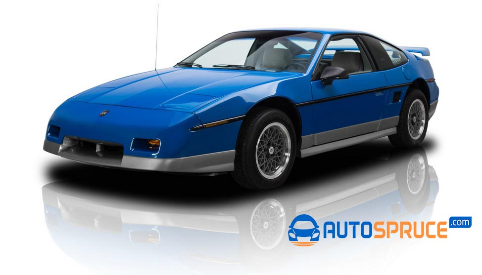 Pontiac Fiero Reliability History Engine Specs Review For Sale
