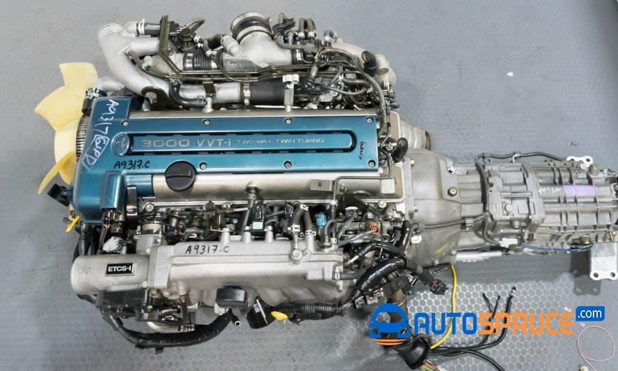 Toyota 2JZ Engine Specs Review Problems Reliability