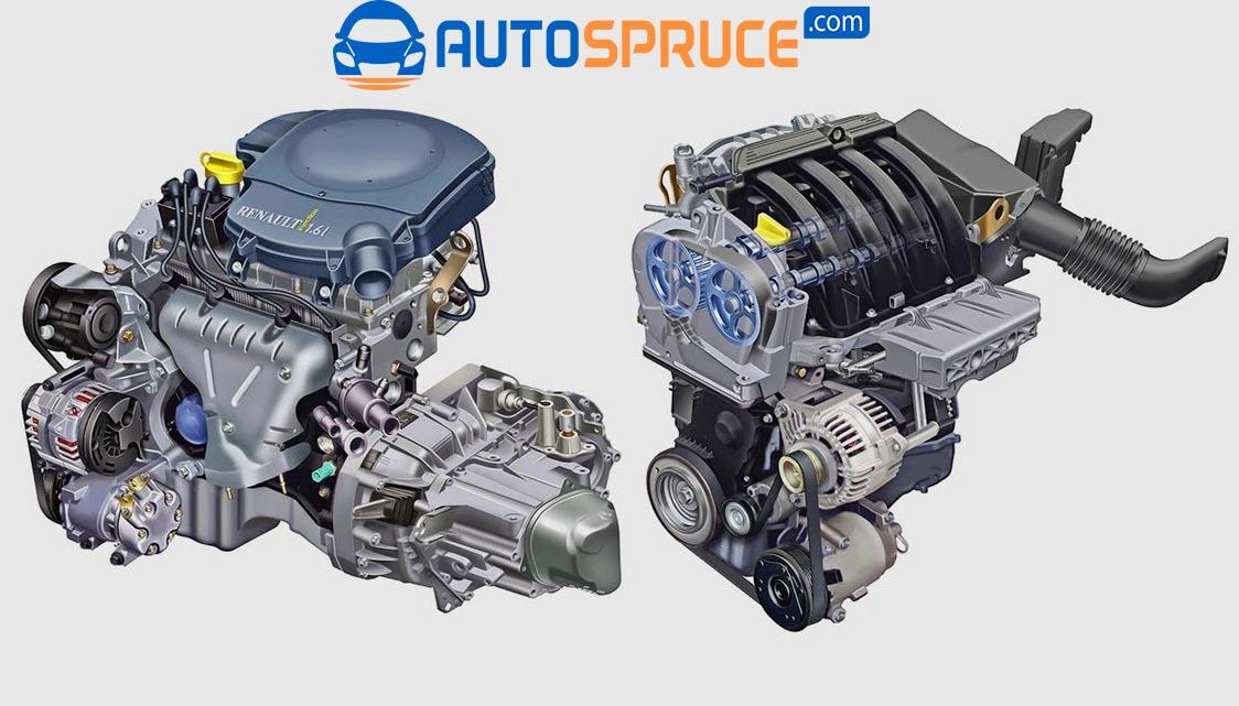 Dacia Renault 1.6 8V K7M Engine Specs Reviews Problems Reliability
