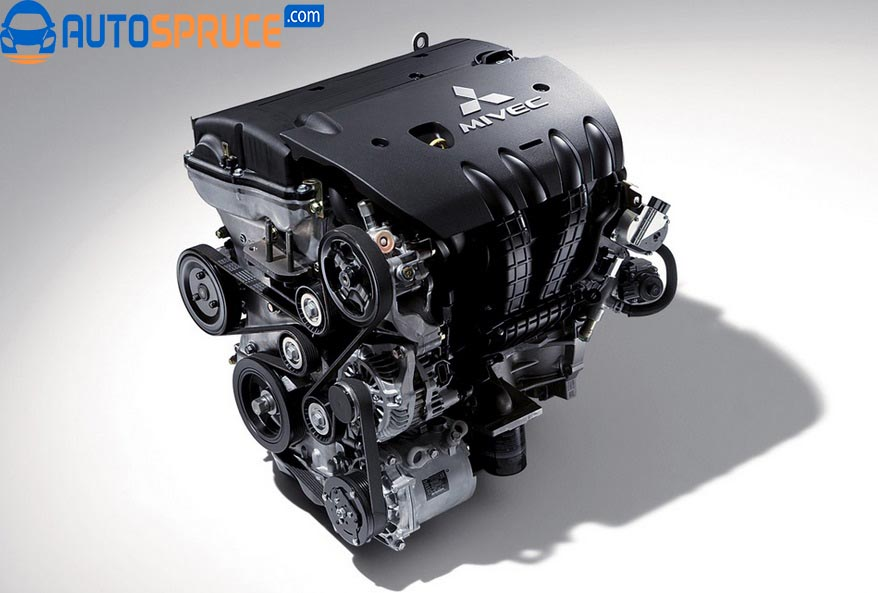 Mitsubishi 1.6L MIVEC 4A92 Engine Specs Reviews Problems Reliability