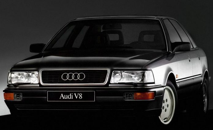 Audi V8 Value