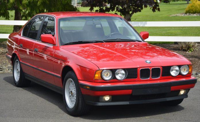 BMW 540i Value