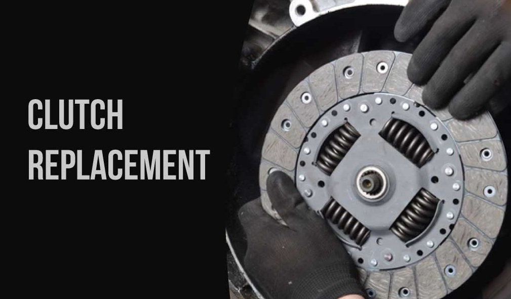 Clutch replacement cost