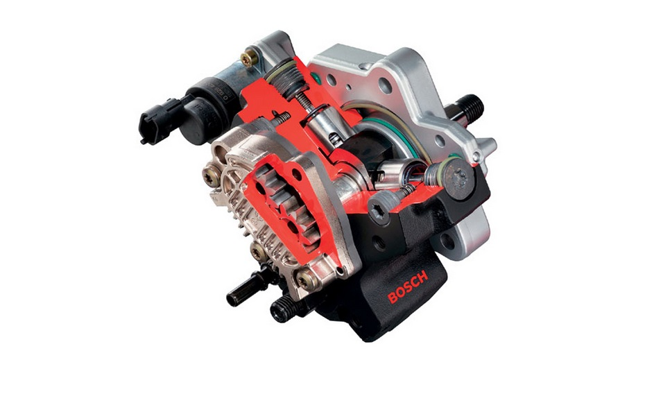 Common Rail high pressure pump