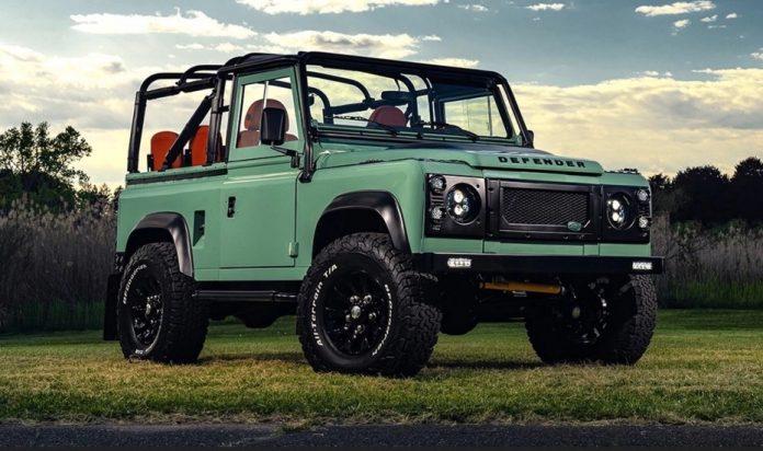Land Rover Defender Value