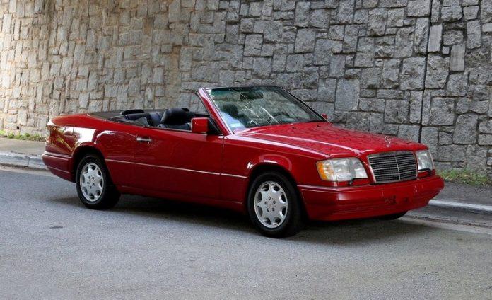 Mercedes-benz e-class Value
