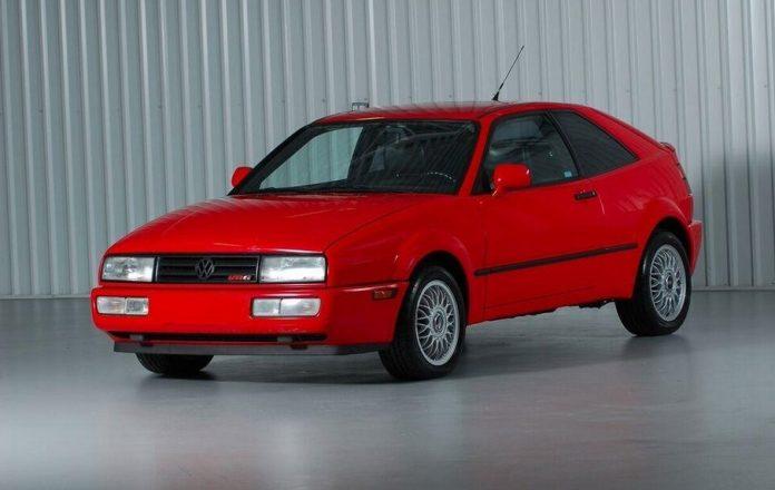 Volkswagen Corrado VR6 Value