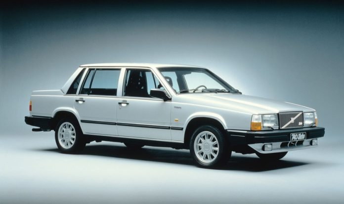 Volvo 740 Turbo Value
