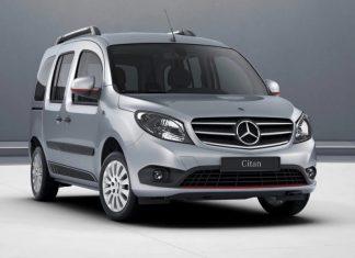 2022 Mercedes Citan