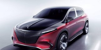 2022 Mercedes-Maybach Eqs