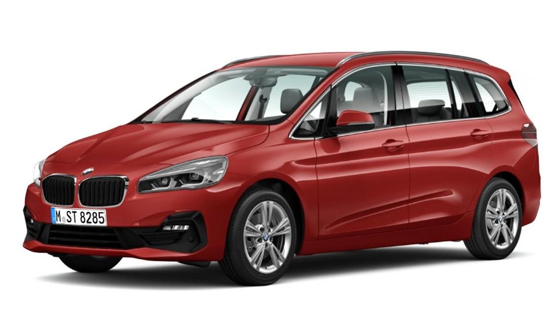 7-Seater SUV BMW 2 Gran Tourer