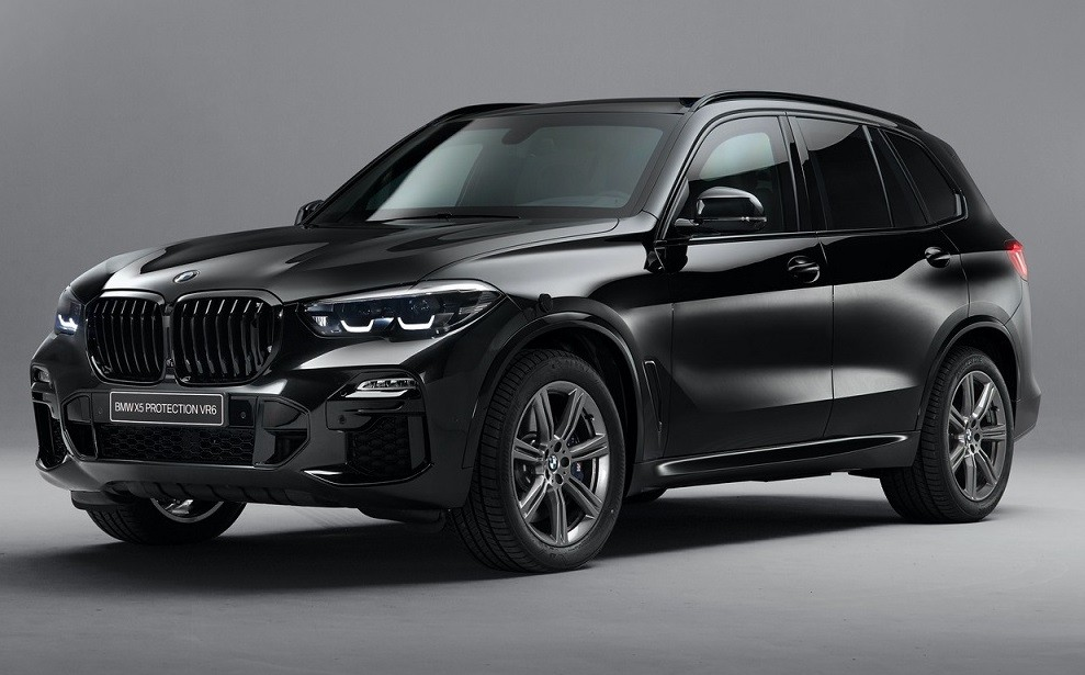 7-Seater SUV BMW X5