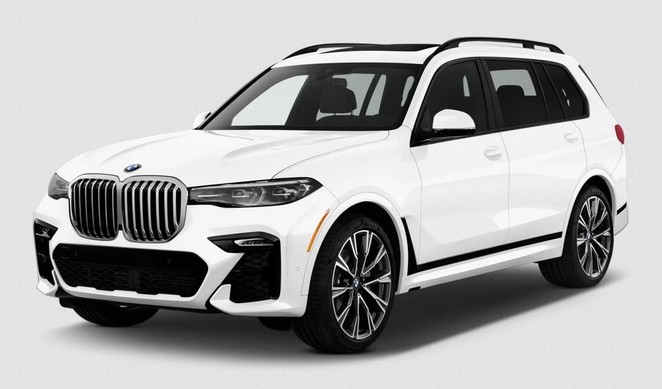 7-Seater SUV BMW X7