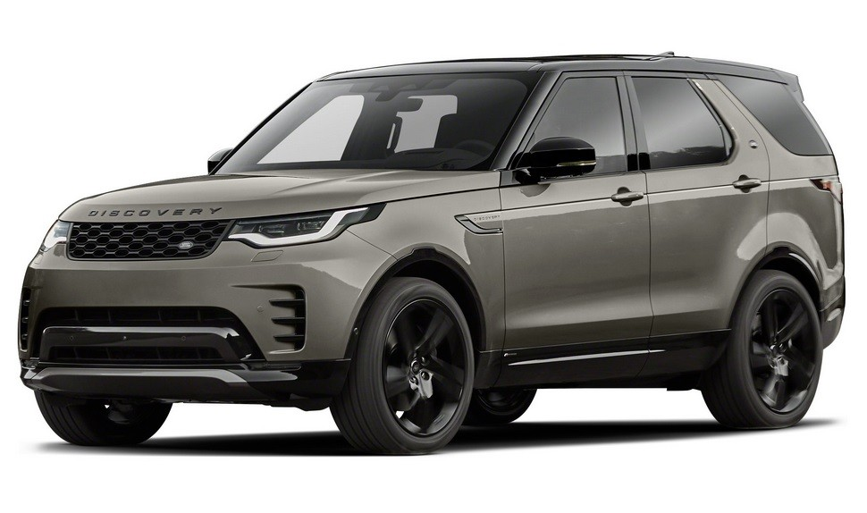 7-Seater SUV Land Rover Discovery