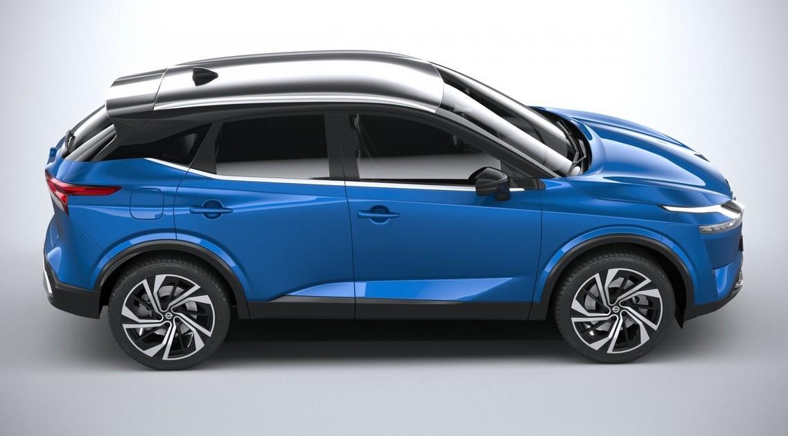 7-Seater SUV Nissan Qashqai+2