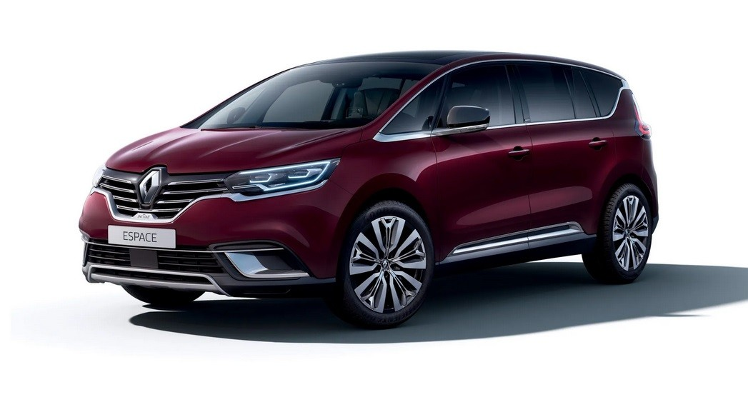 7-Seater SUV Renault Espace