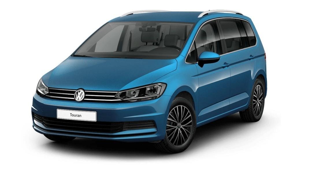 7-Seater SUV Volkswagen Touran
