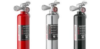 Car fire extinguishers types prices and how to use them
